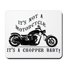 Not A Motorcycle Mousepad