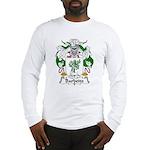 Barbeito Family Crest  Long Sleeve T-Shirt