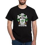 Barbeito Family Crest  Dark T-Shirt