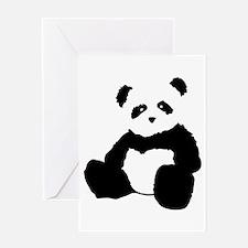 panda Greeting Cards