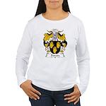 Barata Family Crest Women's Long Sleeve T-Shirt