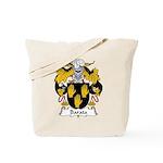 Barata Family Crest Tote Bag