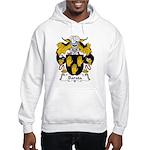 Barata Family Crest Hooded Sweatshirt