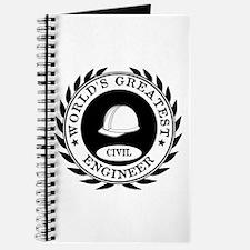 World's Greatest Civil Engineer Journal