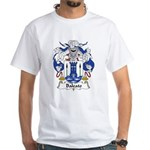 Baleato Family Crest White T-Shirt