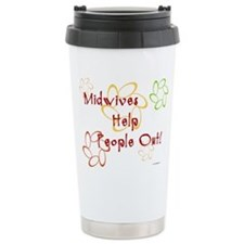 Funny Home birth Travel Mug