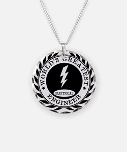 World's Greatest Electrical Engineer Necklace