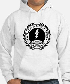 World's Greatest Electrical Engineer Jumper Hoody