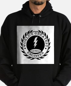 World's Greatest Electrical Engineer Hoody