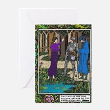 Lady of the Lake Greeting Cards