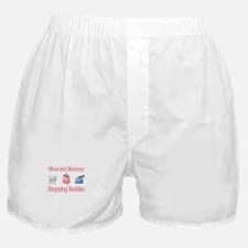 Olivia - Shopping Buddies Boxer Shorts