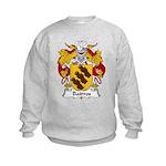 Bairros Family Crest Kids Sweatshirt