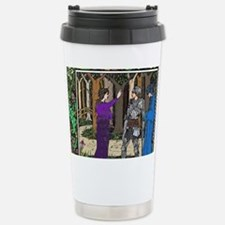 Lady of the Lake Stainless Steel Travel Mug