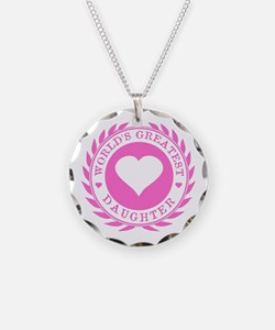 World's Greatest Daughter Necklace