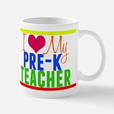 Pre-K Teacher Mug