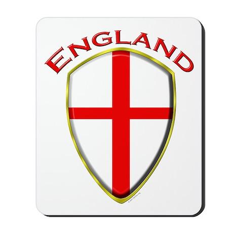 England Sheild Mousepad