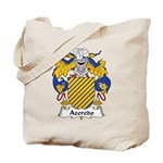 Azeredo Family Crest Tote Bag