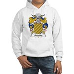 Azeredo Family Crest Hooded Sweatshirt