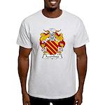 Azambuja Family Crest  Light T-Shirt