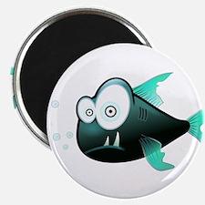Piranha Fish Magnets