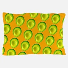 Delish Avocado Delia's Fave Pillow Case
