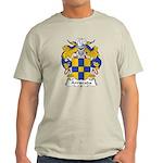 Arriscada Family Crest Light T-Shirt