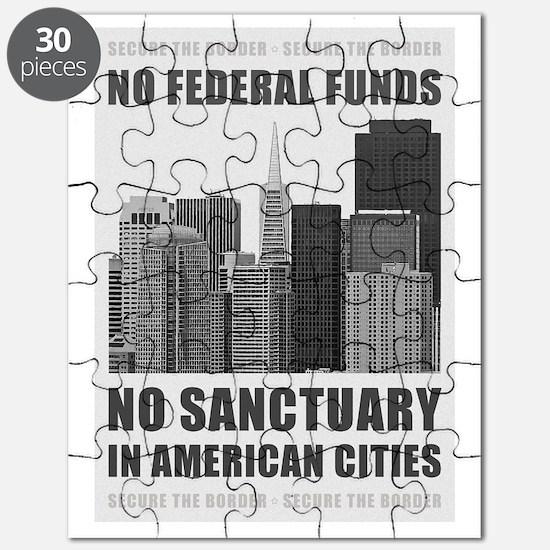 No Sanctuary Cities Puzzle