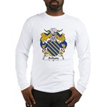 Anhaia Family Crest Long Sleeve T-Shirt