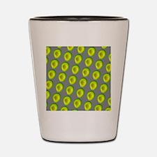 Chic Avocados Gillian's Fave Shot Glass