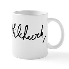Alfred Hitchcock Mug