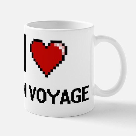 Funny Adieu Mug