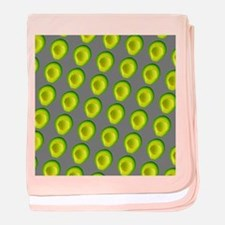 Chic Avocados Gillian's Fave baby blanket