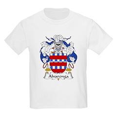 Alvarenga Family Crest T-Shirt