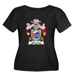 Alvaraes Family Crest Women's Plus Size Scoop Neck