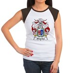 Alvaraes Family Crest Women's Cap Sleeve T-Shirt