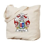 Alvaraes Family Crest Tote Bag