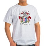 Alvaraes Family Crest Light T-Shirt