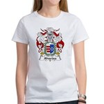 Alvaraes Family Crest Women's T-Shirt