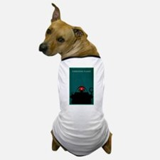 Forbidden Planet Minimal Poster Design Dog T-Shirt