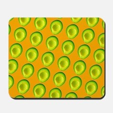 Delish Avocado Delia's Fave Mousepad