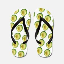 Avocado Frenzy George's Fave Flip Flops