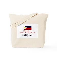 Filipino Chefs Tote Bag