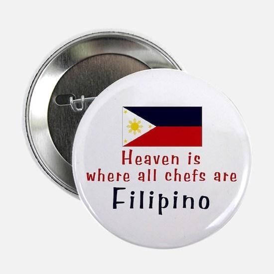 "Filipino Chefs 2.25"" Button (10 pack)"