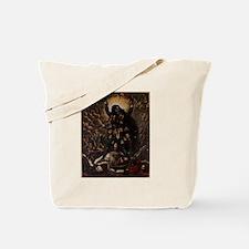 Funny Kali Tote Bag