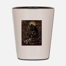 Unique Kali Shot Glass