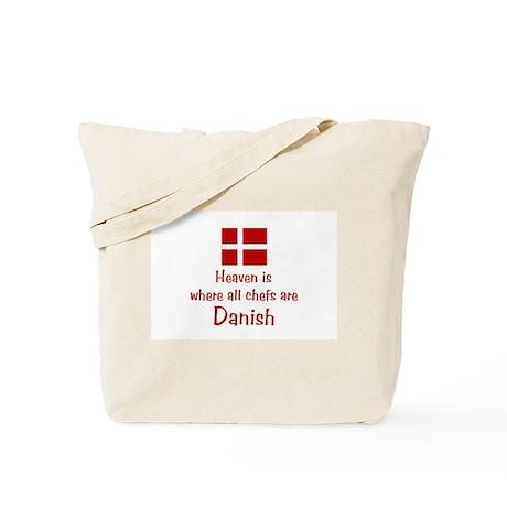 Danish Chefs Tote Bag