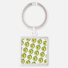 Avocado Frenzy George's Fa Keychains