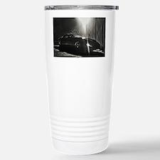 Pontiac Trans Am Night Stainless Steel Travel Mug