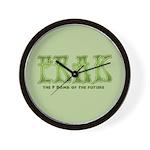 Frak Wall Clock