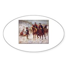 Cute Valley forge Decal
